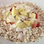 Müsli Joghurt vegan gesund