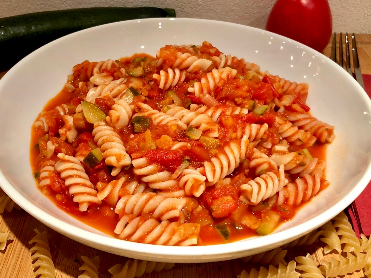 Tomatensauce Rezept vegan laktosefrei